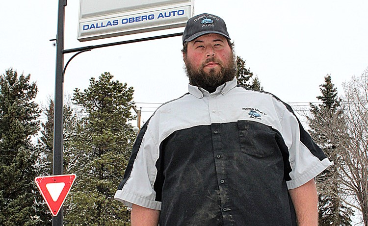 dallas oberg auto forestburg