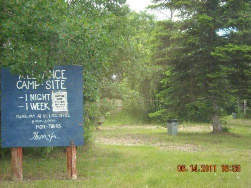 Flagstaff County - Campgrounds and Parks