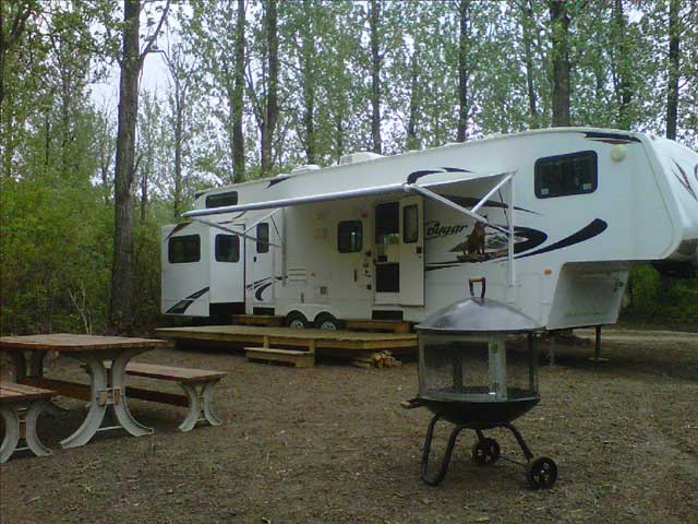 Battle River Campground