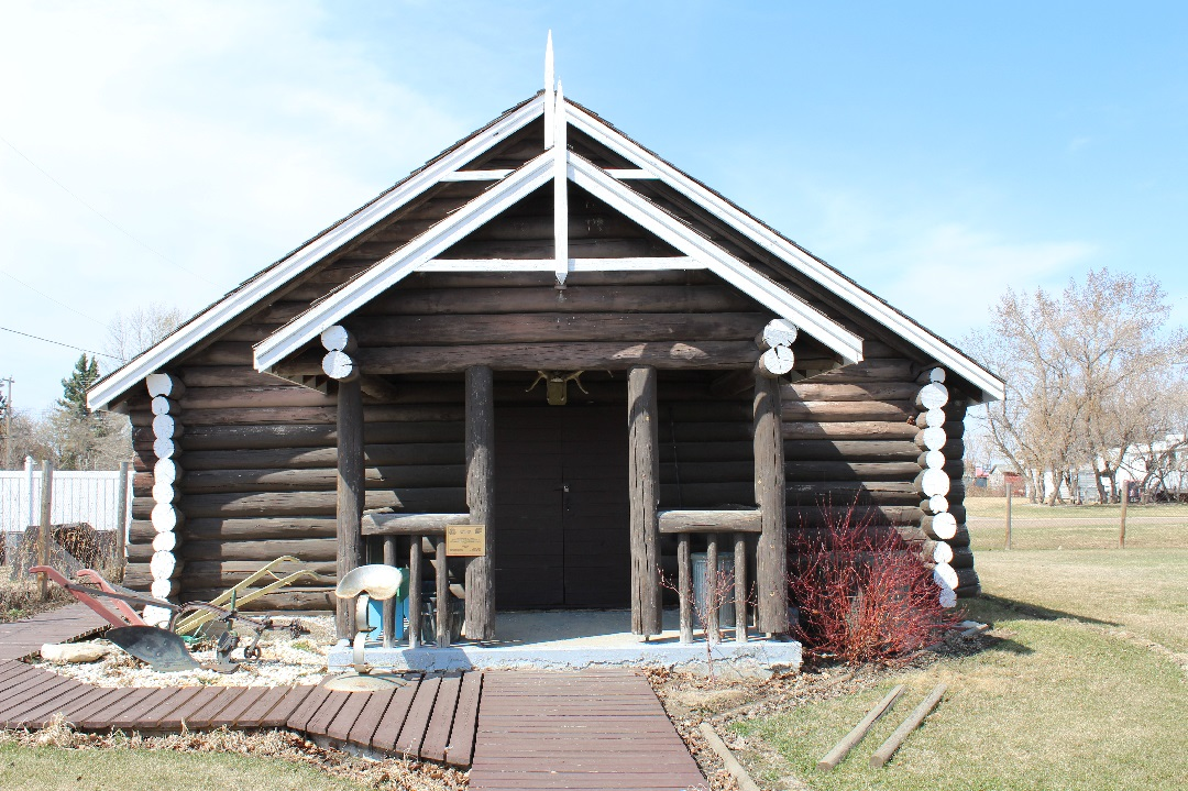 Lougheed Iron Creek Museum