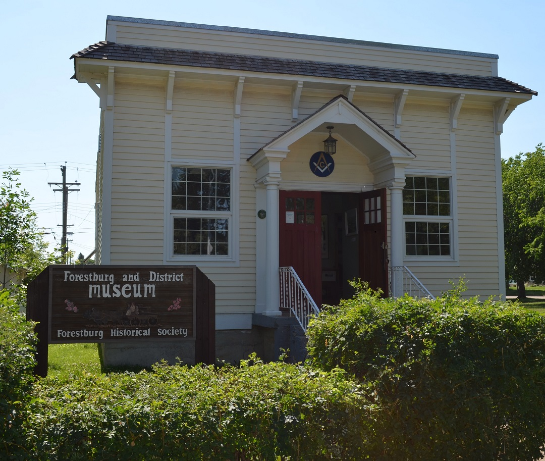 Forestburg Historical Society Museum
